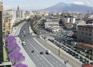 La manutenzione delle strade di Napoli