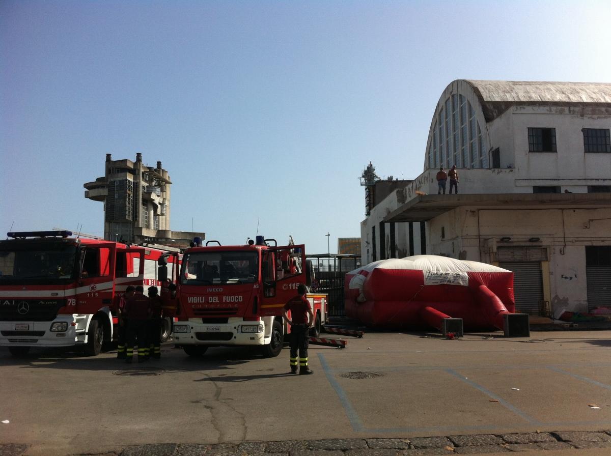 Il CAAN CAAN delle responsabilità al mercato ittico di Napoli