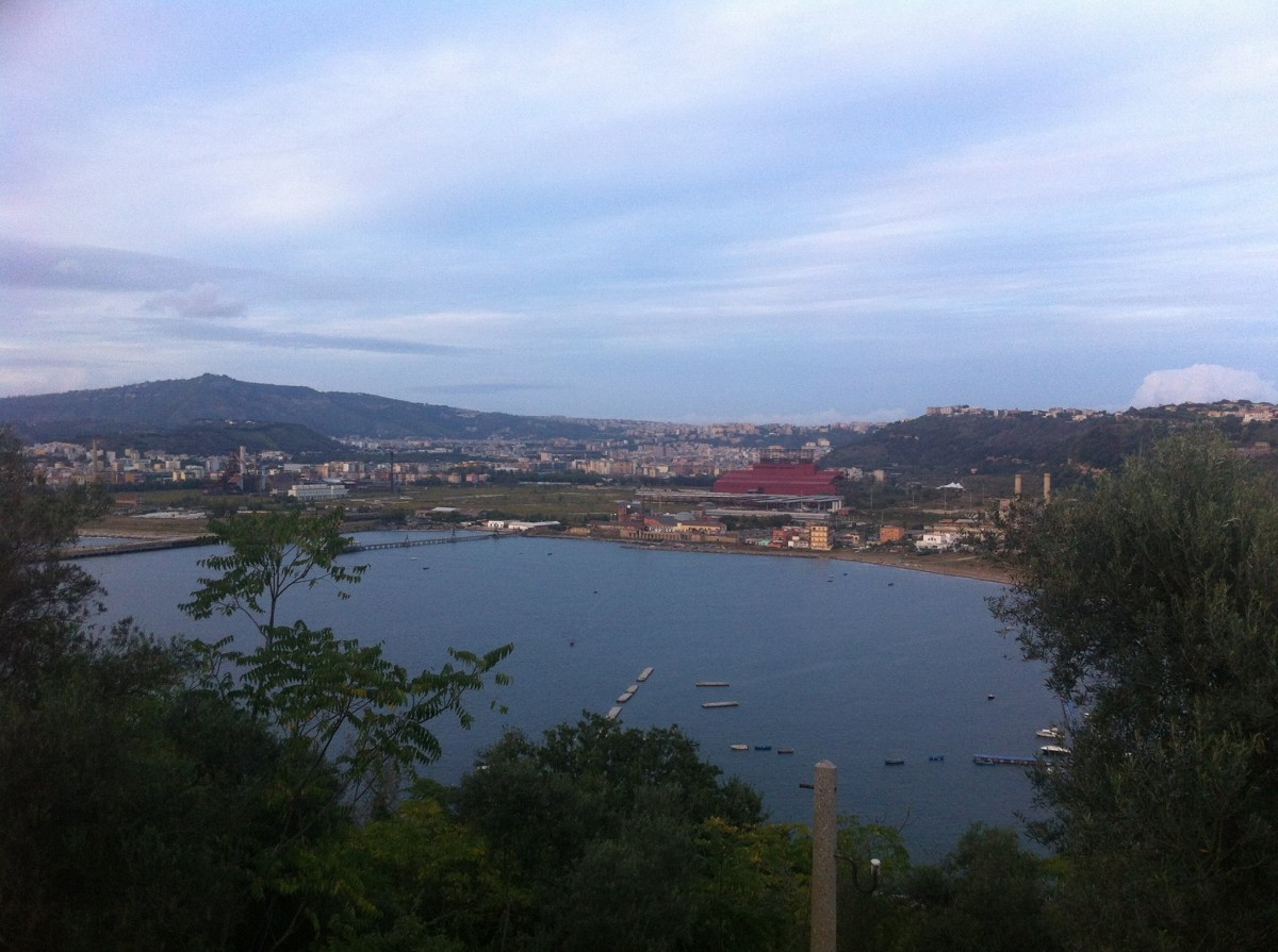 Il decreto sblocca Bagnoli ed il rischio vulcanico