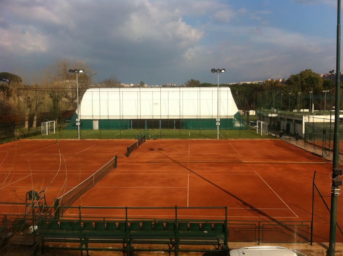 RAMA CLUB: Impianti sconosciuti al Comune di Napoli