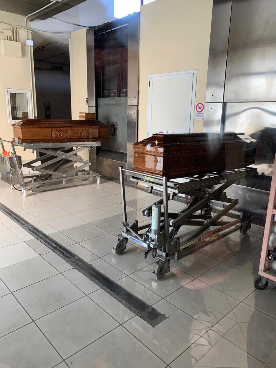 Dopo 18 anni il Forno Crematorio a Napoli: Una Soddisfazione (?)